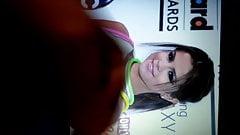 Cum tribute to Selena Gomez 11