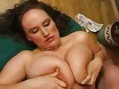 Great Cumshots on Big Tits 73