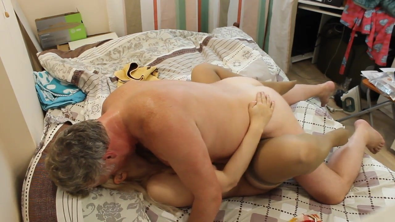 Tania Blonde Russian MILF Whore slow fuck