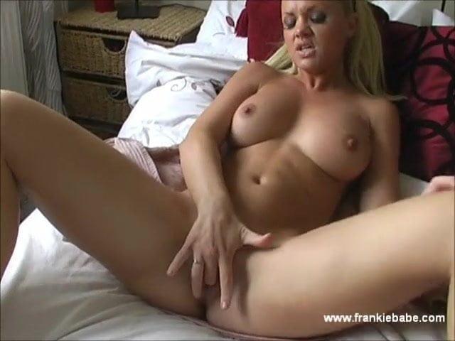 horny-busty-fingering