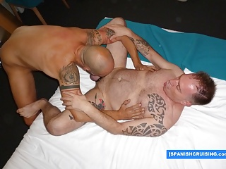 Hung Dude Serviced