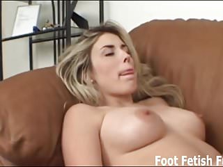 You have never had a footjob like this before