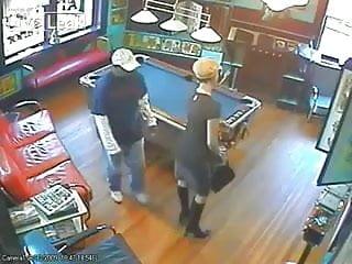 Hot hidden cam fuck at Pool Cafe