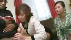 Japanese Milf and black Cock -unsencored-