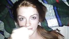 Redhead BBC Facial
