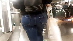 French Arab Girl Big Ass in je