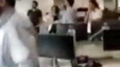 Lebanese couple caught fucking in public