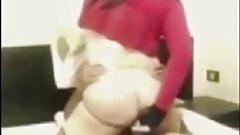 Vivyana crossdresser girl cuming in the his ass