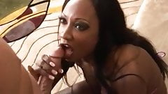 Ebony Milf Enjoy Big White Dick