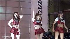 Pretty Asian Girls Dancing Compilation