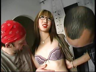 Lin Yao takes few cocks