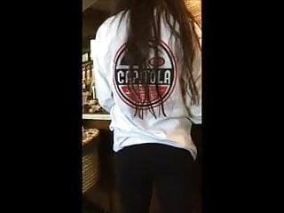 More coffee shop ass!