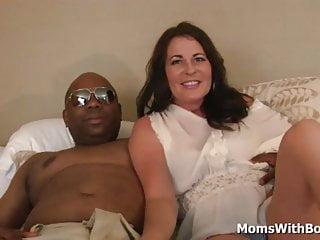 Milf interracial porn pics