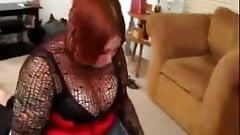 bbw facesitting her helpless slave