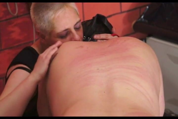 Russian amateur mistress caning (2)