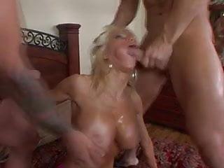 Super Hot Bimbo Danielle Derek Gets Fucked