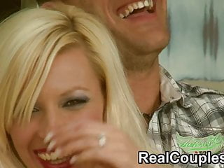 Real Couples Michelle Thorne & Stefan part 1