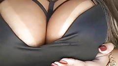 Big Boobs Teasing