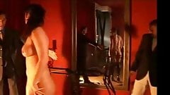 bend over and caned