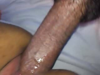 Tight Pussy Gripping That Dick