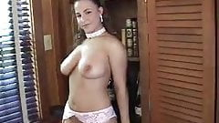 Big Titted Chick Poses For you!