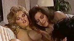 Hermaphrodite Training Two Sluts
