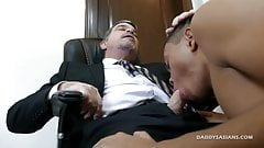Asian Twink Craig Barebacked not By daddy
