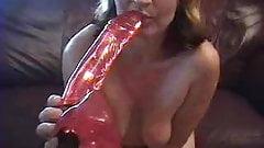 My girl fantasizing about sucking cock 2
