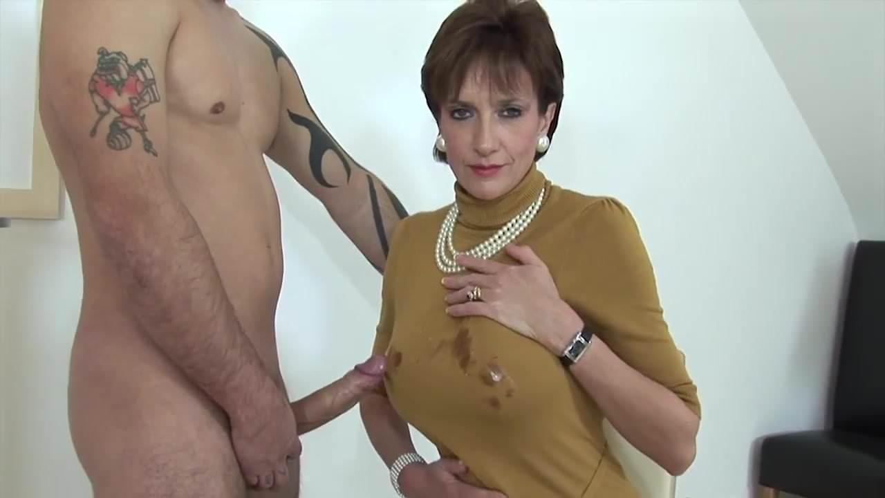 signora Sonia maturo porno