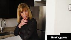 Nympho Nina Kayy Fucks Unfaith