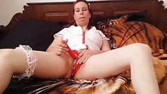HORNY Nurse Want to Play!!