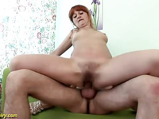 skinny extreme hairy mom rough fucked