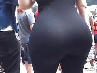 Candid Big Butt - Sexy Booty Voyeur