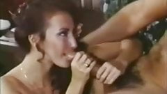 retro vintage interracial big cock cumshot hairy natural tit
