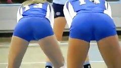 Camelltoe Sports Ass Compilation