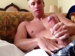 Str8 daddy quick cum for his girlfriend