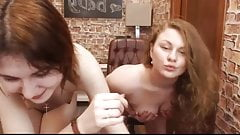 Sexy 2 young girls on webcam Sarah loony