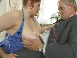 This Fat Mature's Tits And Pussy Feel Equally Good To Fuck