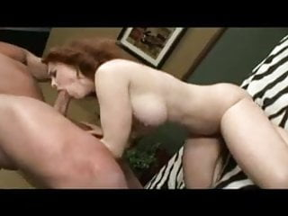 Sexy Milf With Big Tits And A Hairy Pussy Gets Fucked Good