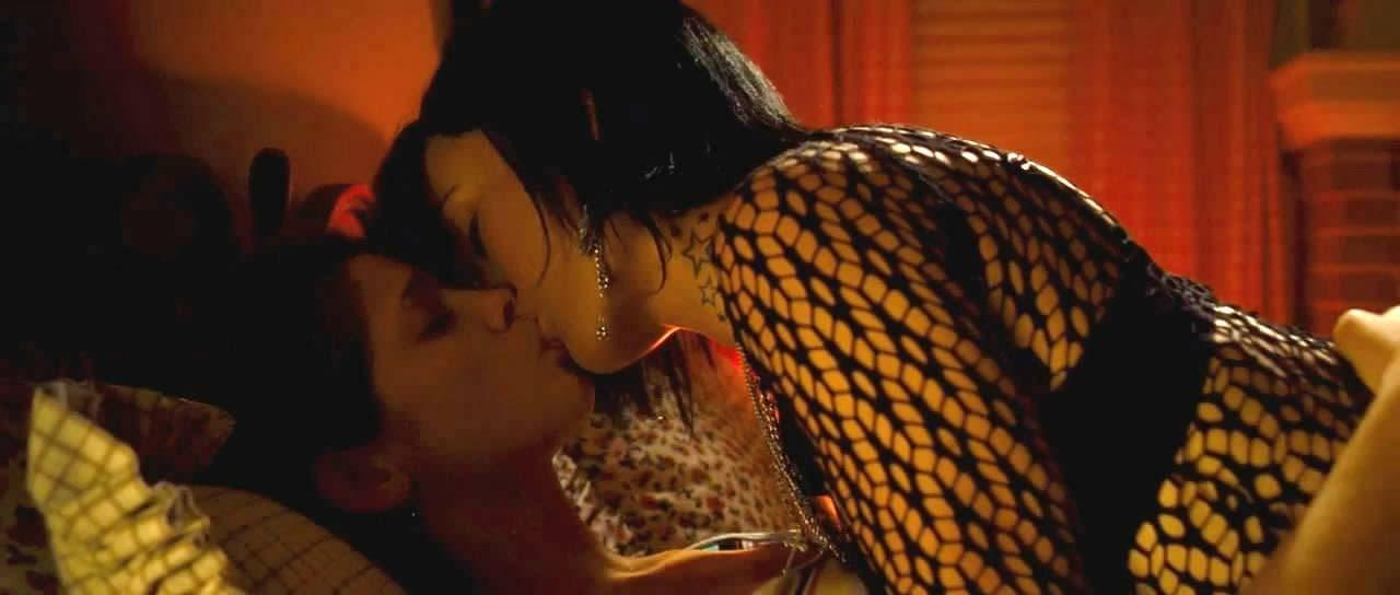 lesbian Olivia scene wilde