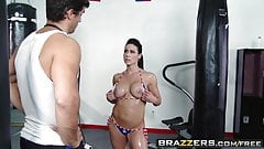 Brazzers - Big Tits In Sports - Kendra Lust Ramon - Breast o
