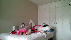 Kinky webcam show