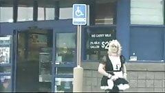 Sissy Maid Public Humiliation