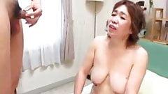 Japanese granny Kiriko Nakamoto