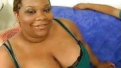 Choc Lick Flashes Her Massive Boobies