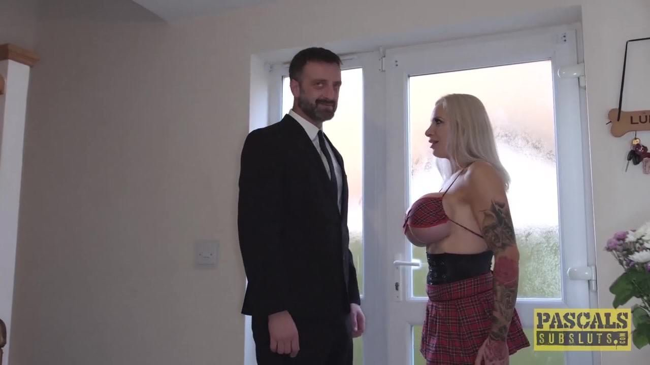 Free download & watch huge tits subslut fucked hard in all of her craving holes         porn movies