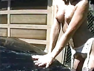 Download video bokep Jacqueline Lovell carwash part 1 Mp4 terbaru
