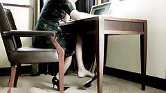 sexy high heels shoeplay