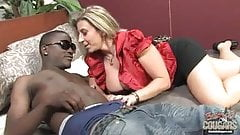 Busty mature mother go hard with BBC
