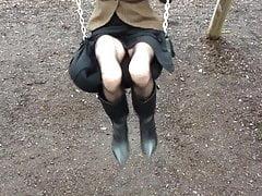 Swinging...(really swinging)